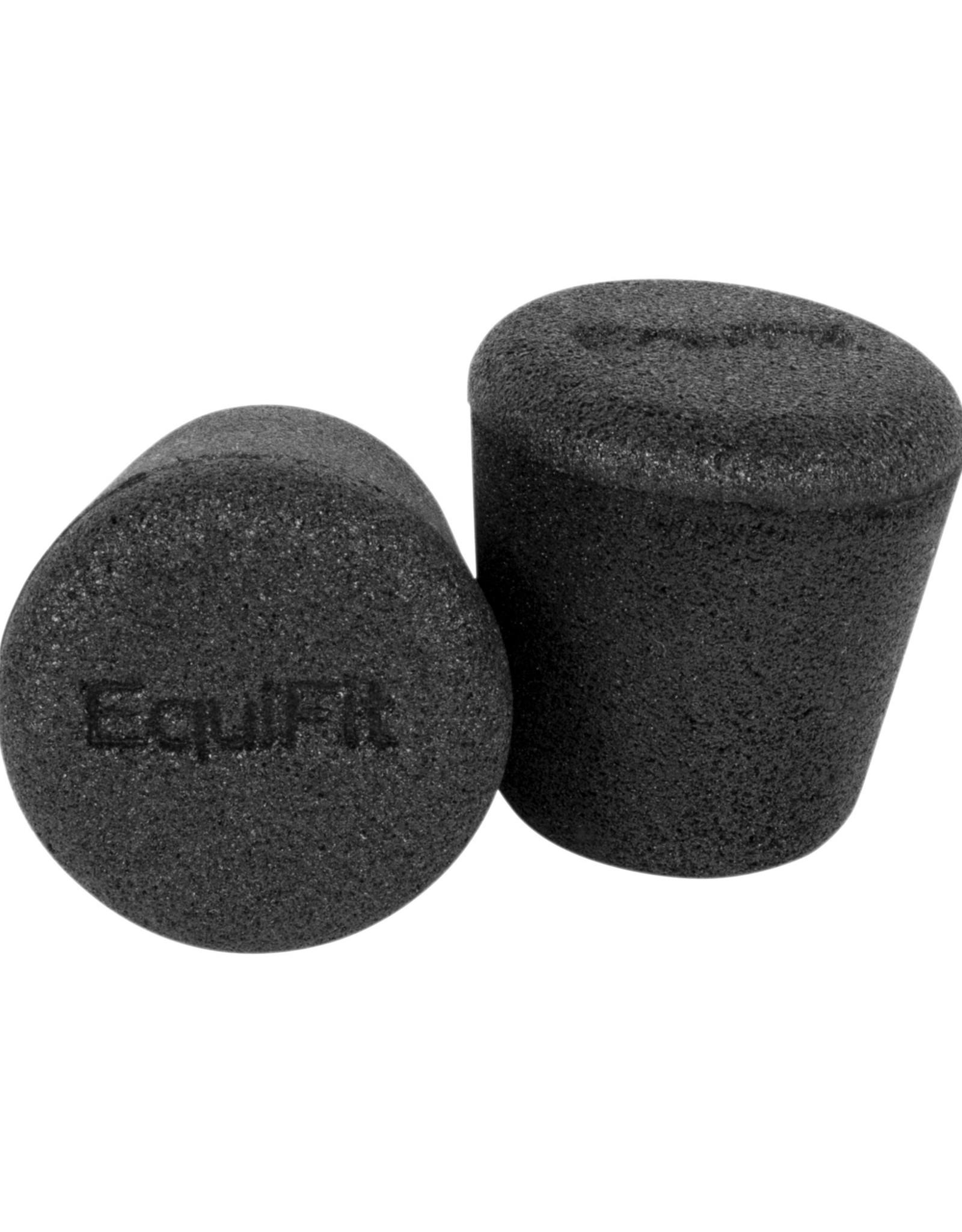 EQUIFIT SILENTFIT EAR PLUGS 4 PAIR