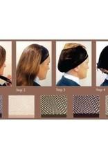 REAL WOMEN RIDE (RWR) NO KNOT HAIRNET
