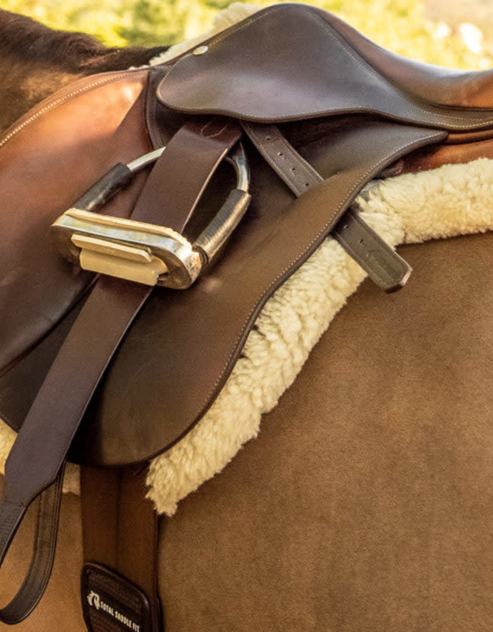 TOTAL SADDLE FIT Stability Stirrup Leathers™