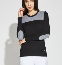 NOEL ASMAR LAUREN COOLMAX SWEATER