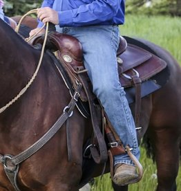 BACK ON TRACK Maddox Western Saddle Pad