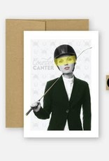 HUNT SEAT PAPER CO. GREETING CARD