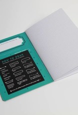 HUNTSEAT PAPER CO. LITTLE BLACK BOOK - THREE PACK