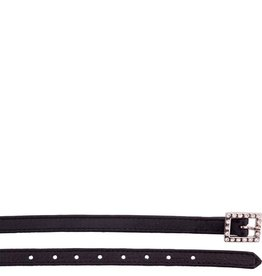 PREMIERE SPUR STRAPS  WITH CRYSTAL BUCKLE