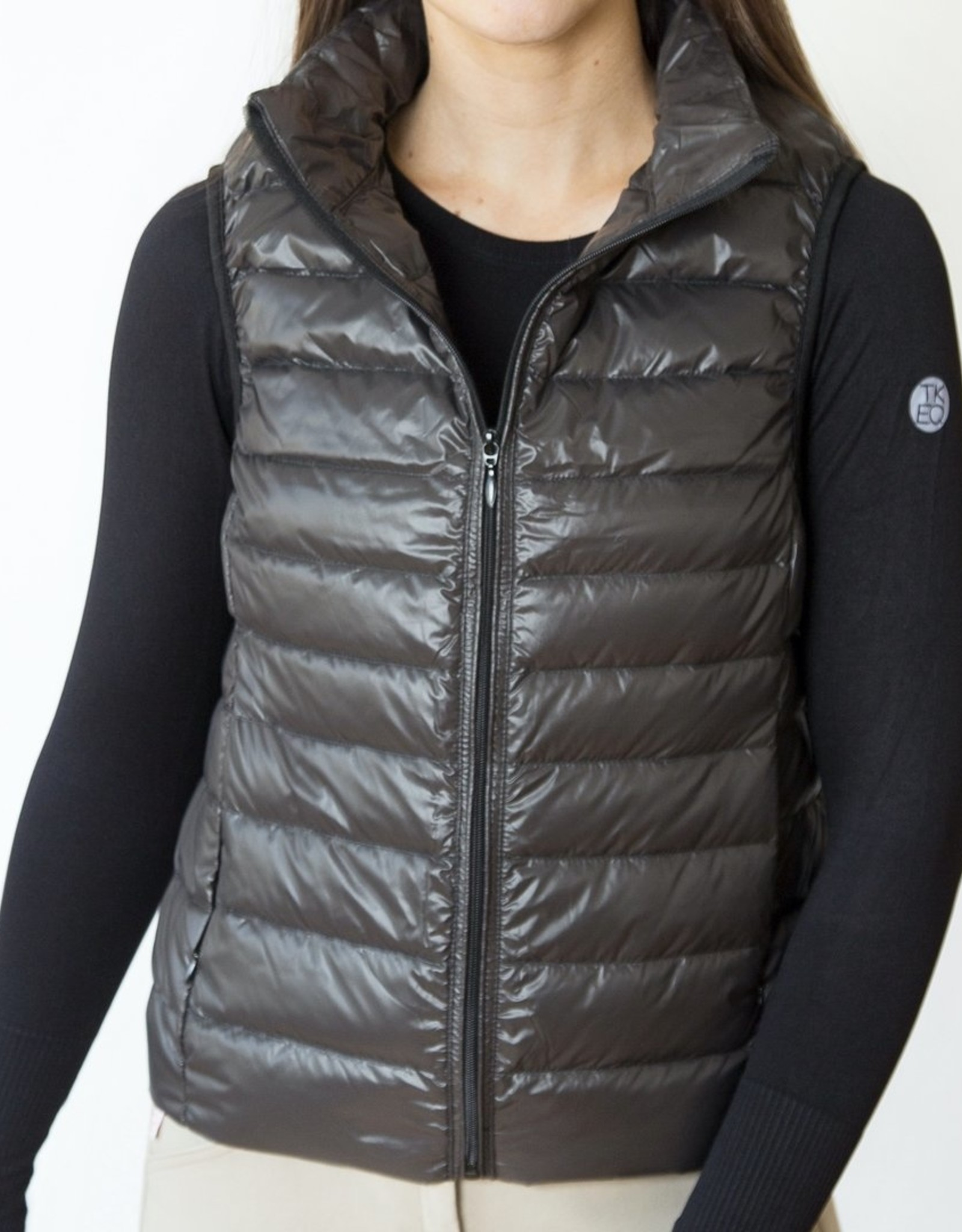 TKEQ EZ PACKABLE DOWN VEST