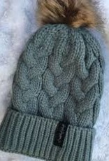 GRAY & BAY TOQUE