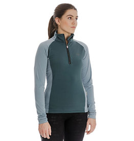 HORSEWARE IRELAND THEA TECH QUARTER ZIP FLEECE