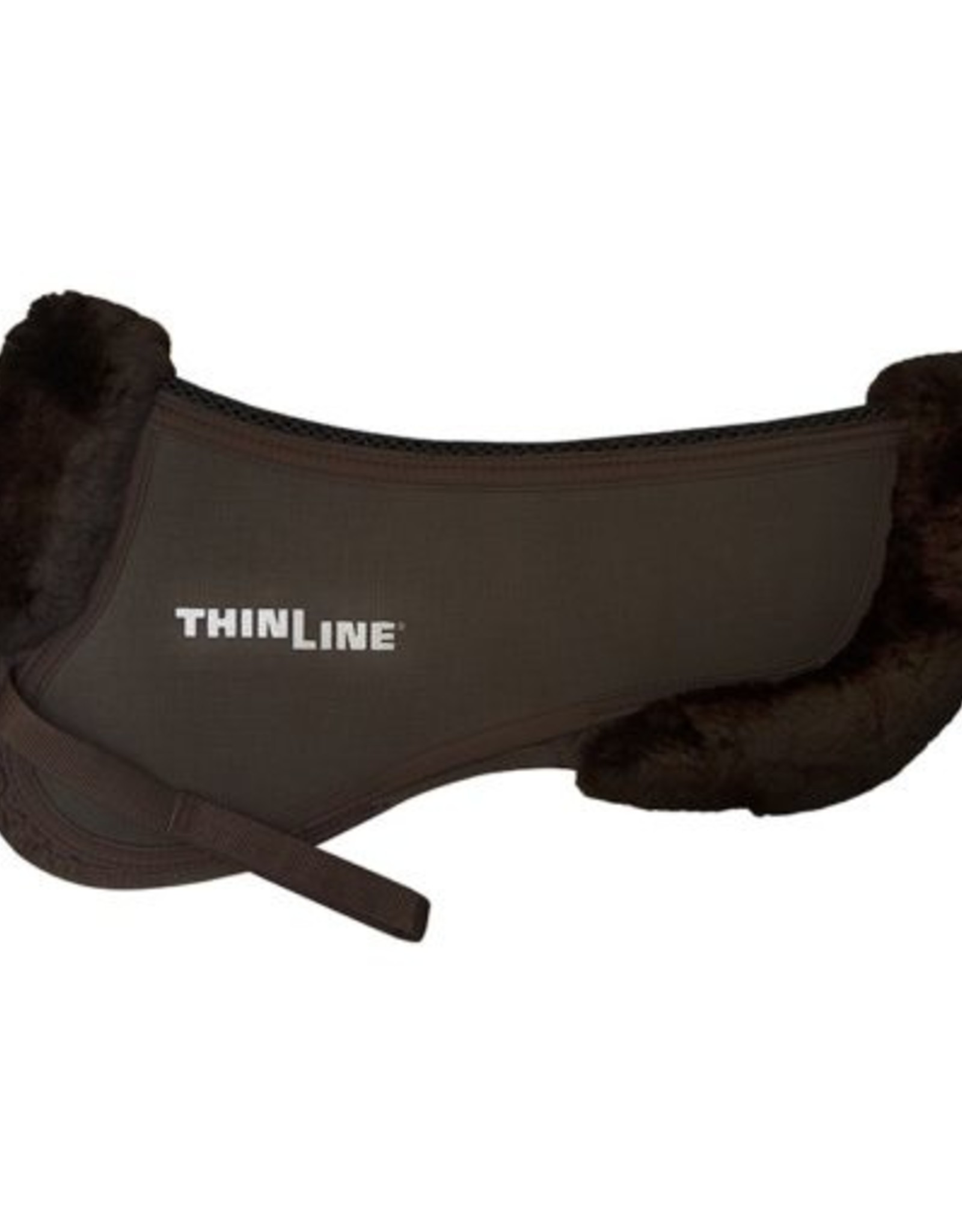 THINLINE NEW TRIFECTA COTTON HALF PAD WITH SHEEPSKIN ROLLS