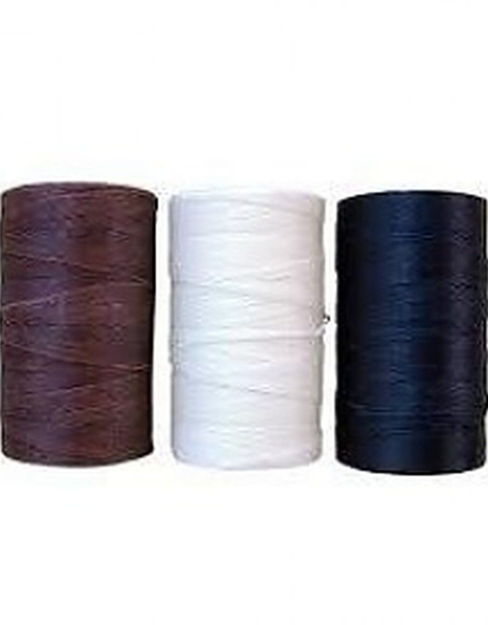 WAXED BRAIDING THREAD 4OZ