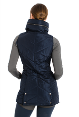HORSEWARE IRELAND LONG LINE GILET