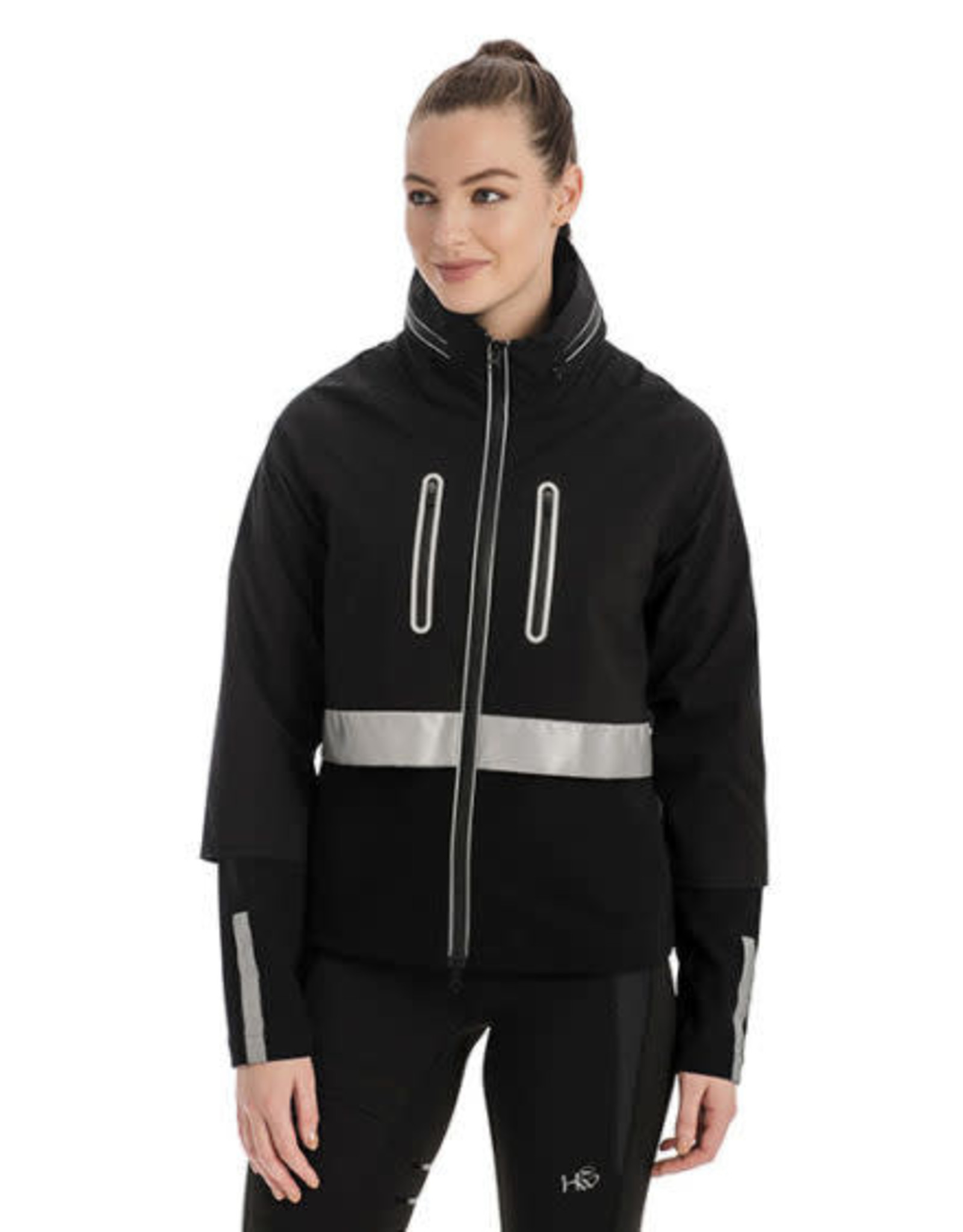 HORSEWARE IRELAND LADIES REFLECTIVE H2O JACKET