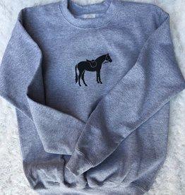 GRAY & BAY HORSE CO. KIDS SHOW PONY CREW