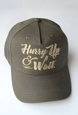 SPICED HURRY UP & WAIT RINGSIDE HAT (STERLING)