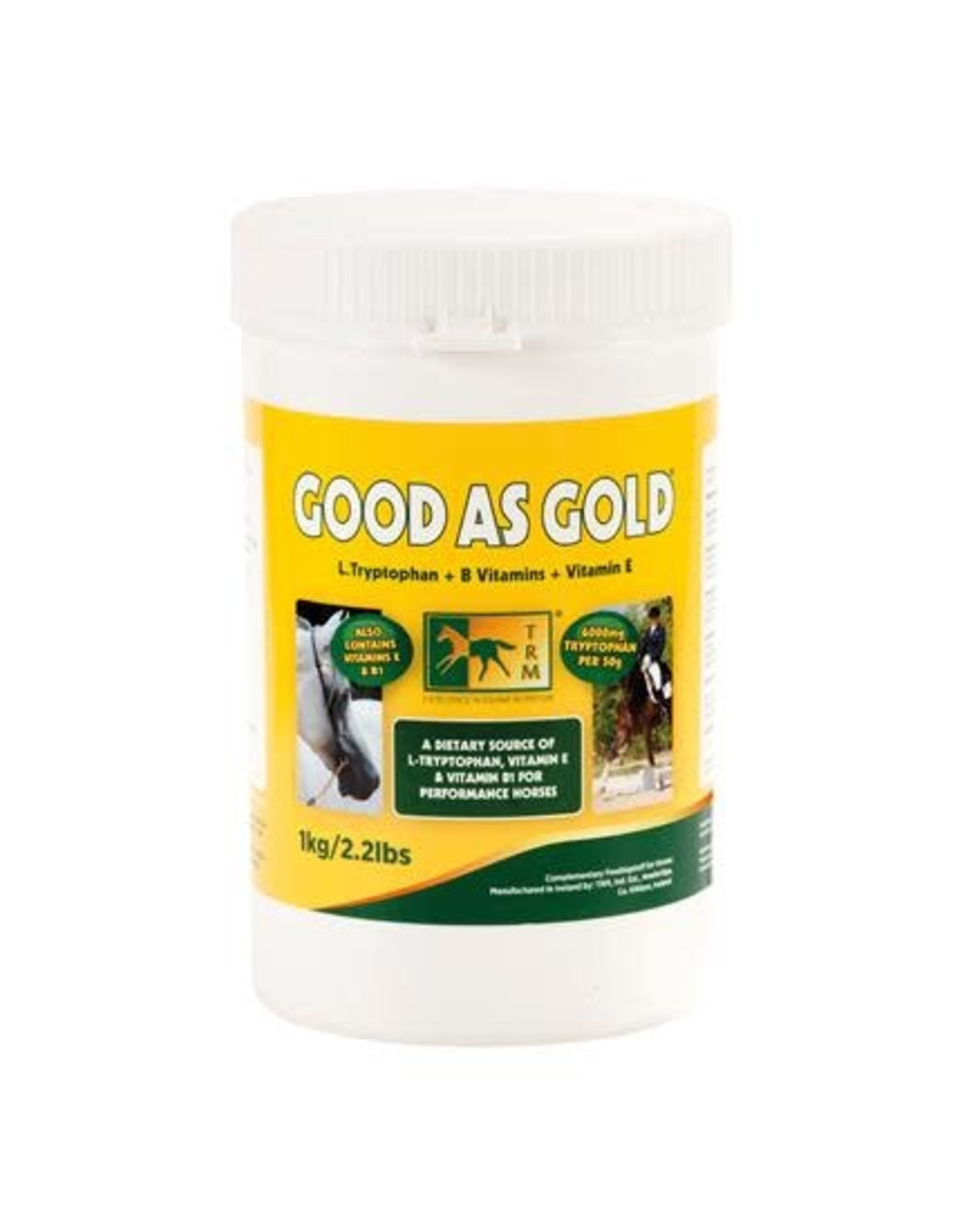 TRM GOOD AS GOLD PASTE 1KG