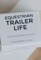 HEELS DOWN SOAP FOR DIRTY EQUESTRIANS