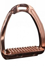 HORSE TECH SAFETY ALUMINUM STIRRUPS WITH MAGNET