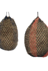 """SHIRES DELUXE HAYLAGE NET 45"""" RED/BLACK"""
