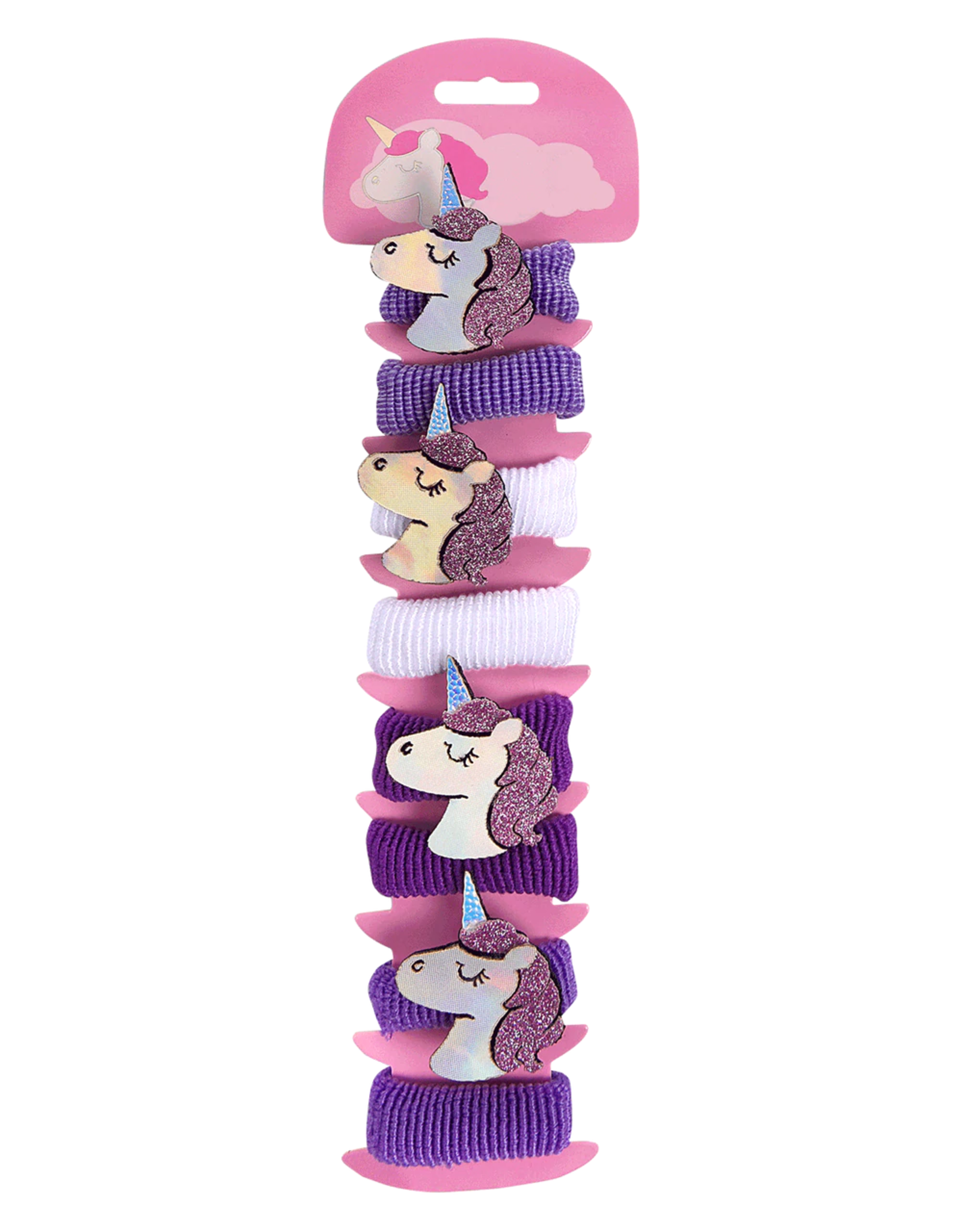 UNICORN HAIR ELASTICS