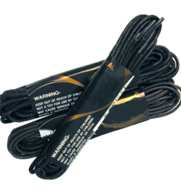FIELD BOOT LACES - BLACK