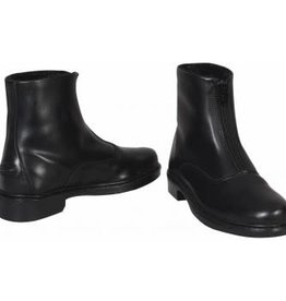 TUFFRIDER CHILDS STARTER WINTER FLEECE-LINED  ZIP PADDOCK BOOT