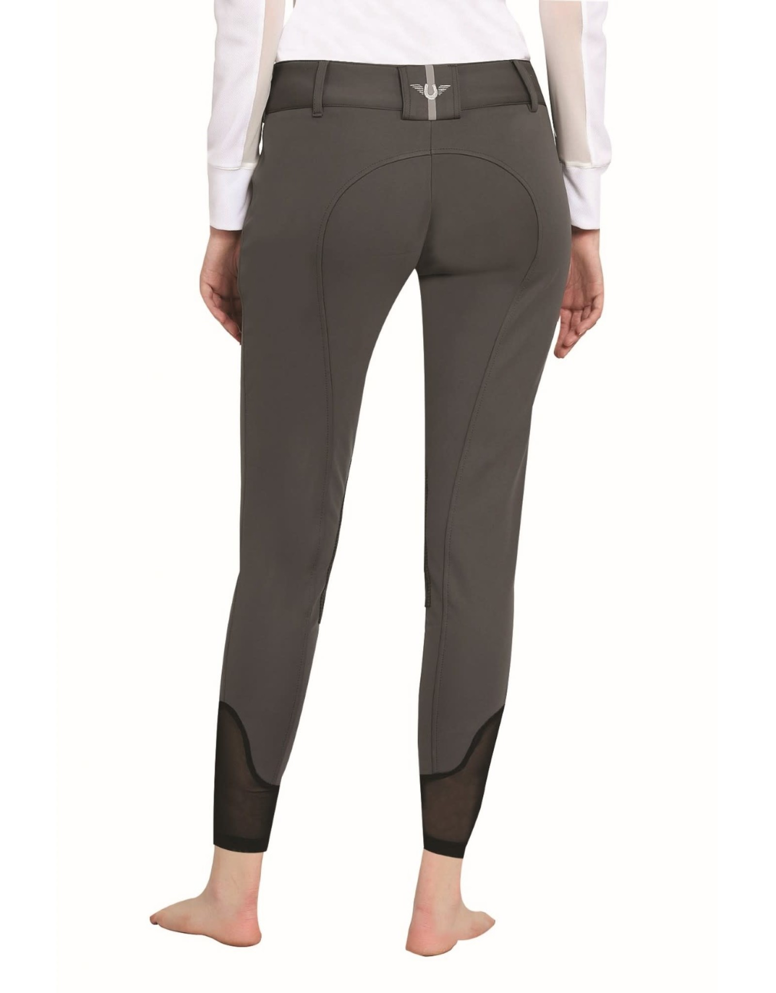TUFFRIDER LADIES YETI SOFT SHELL KNEE PATCH BREECHES