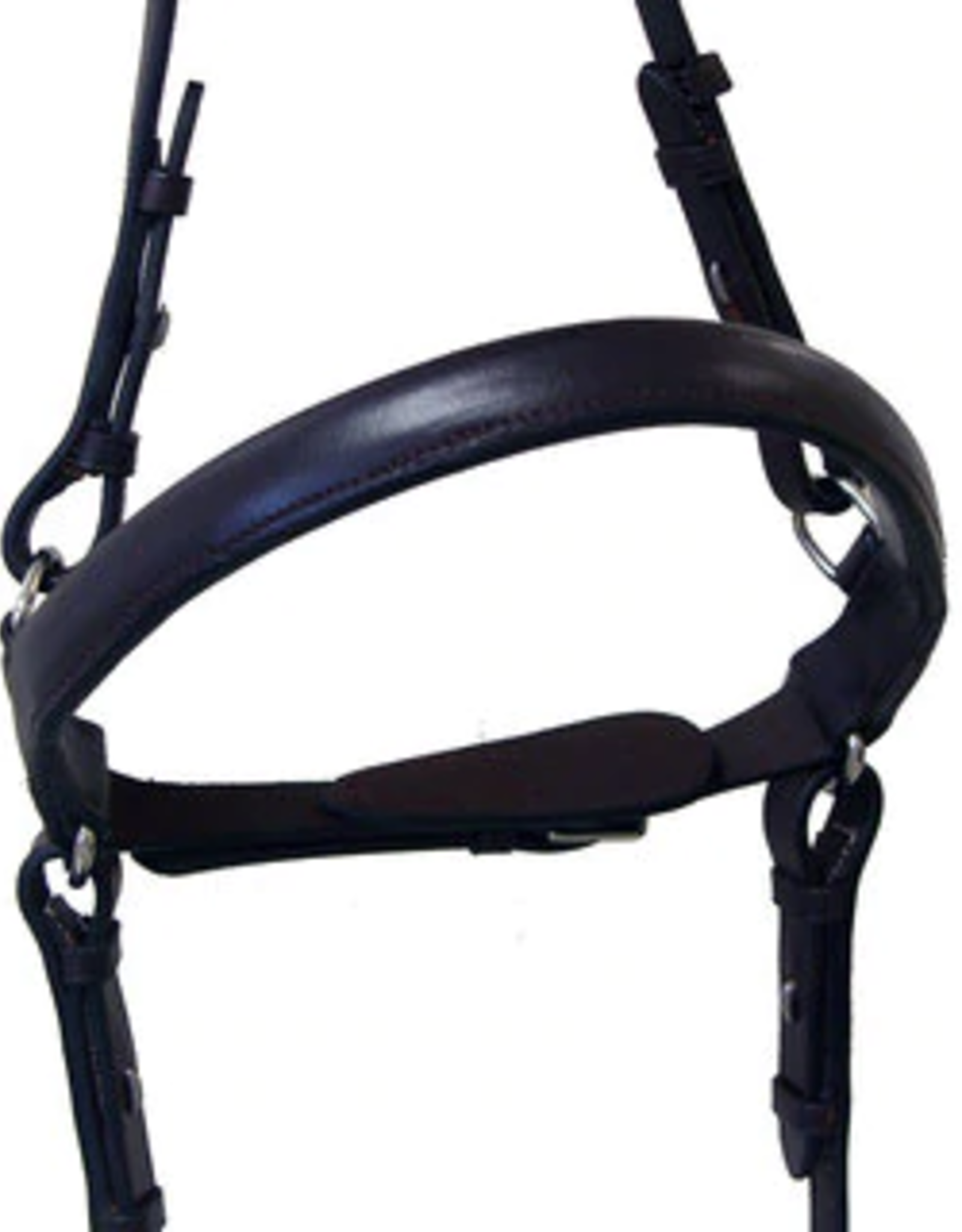 ELITE LEATHER HACKAMORE