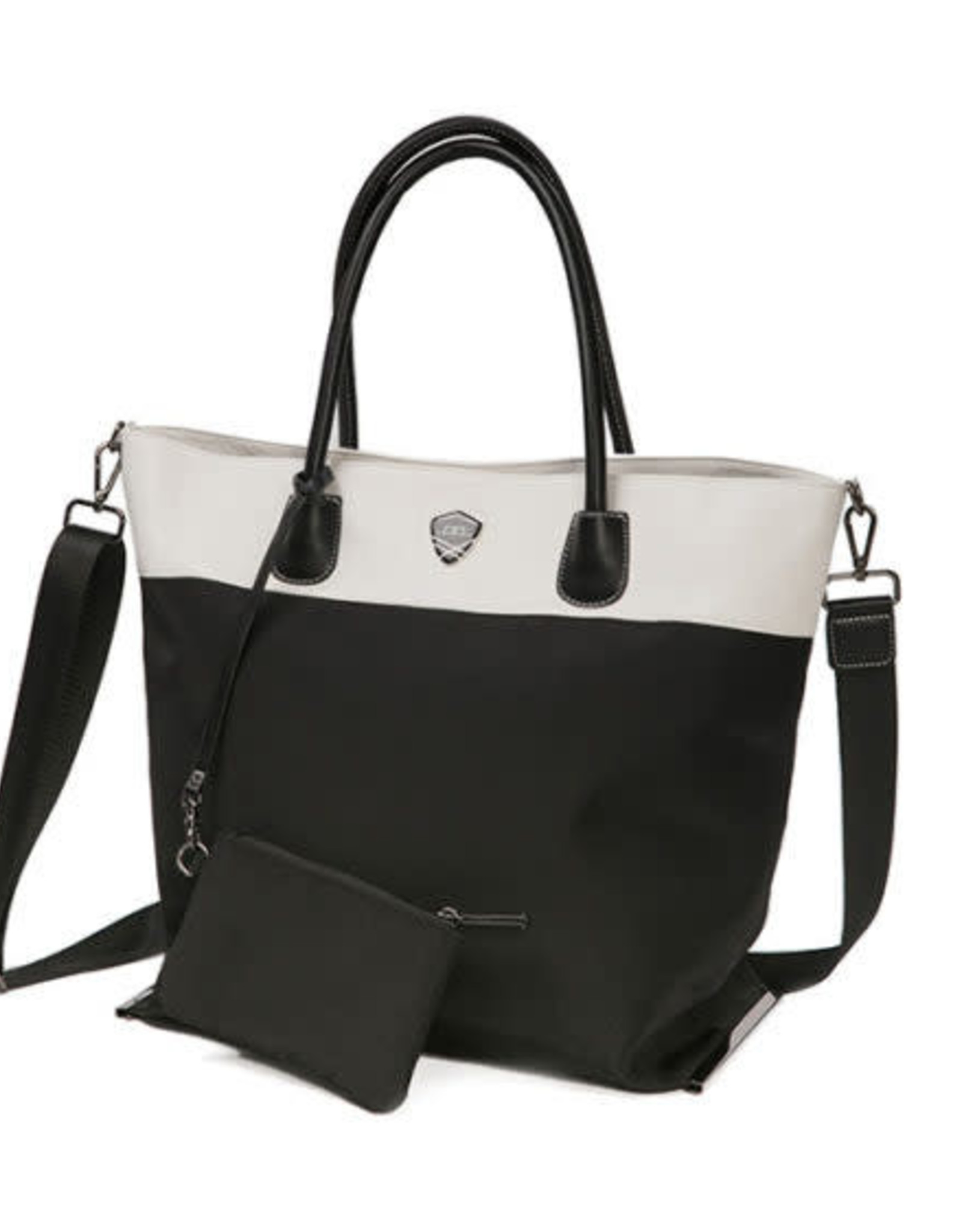 ALESSANDRO ALBANESE TRAVEL TOTE BAG