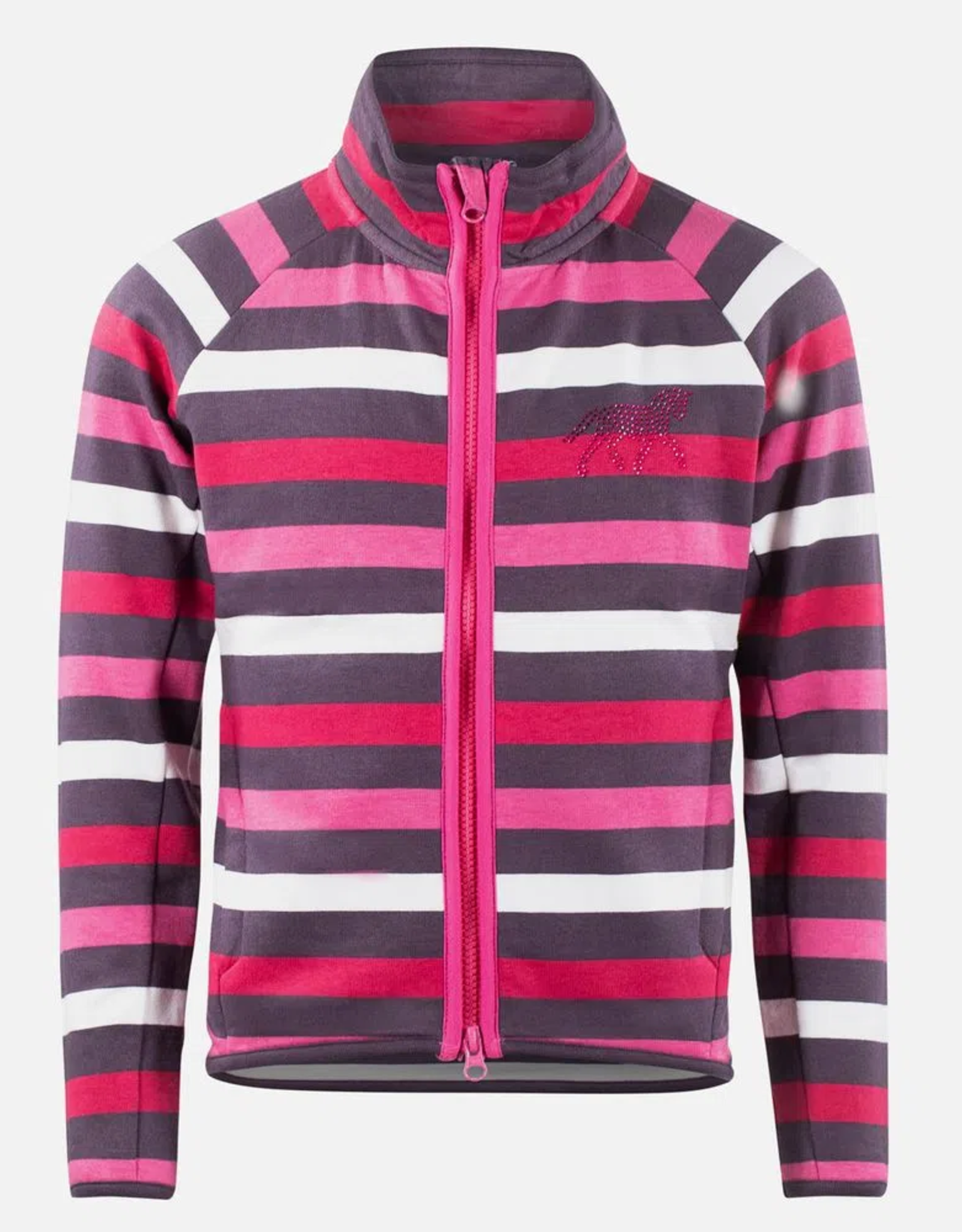 HORZE WILMA KIDS SWEATER JACKET