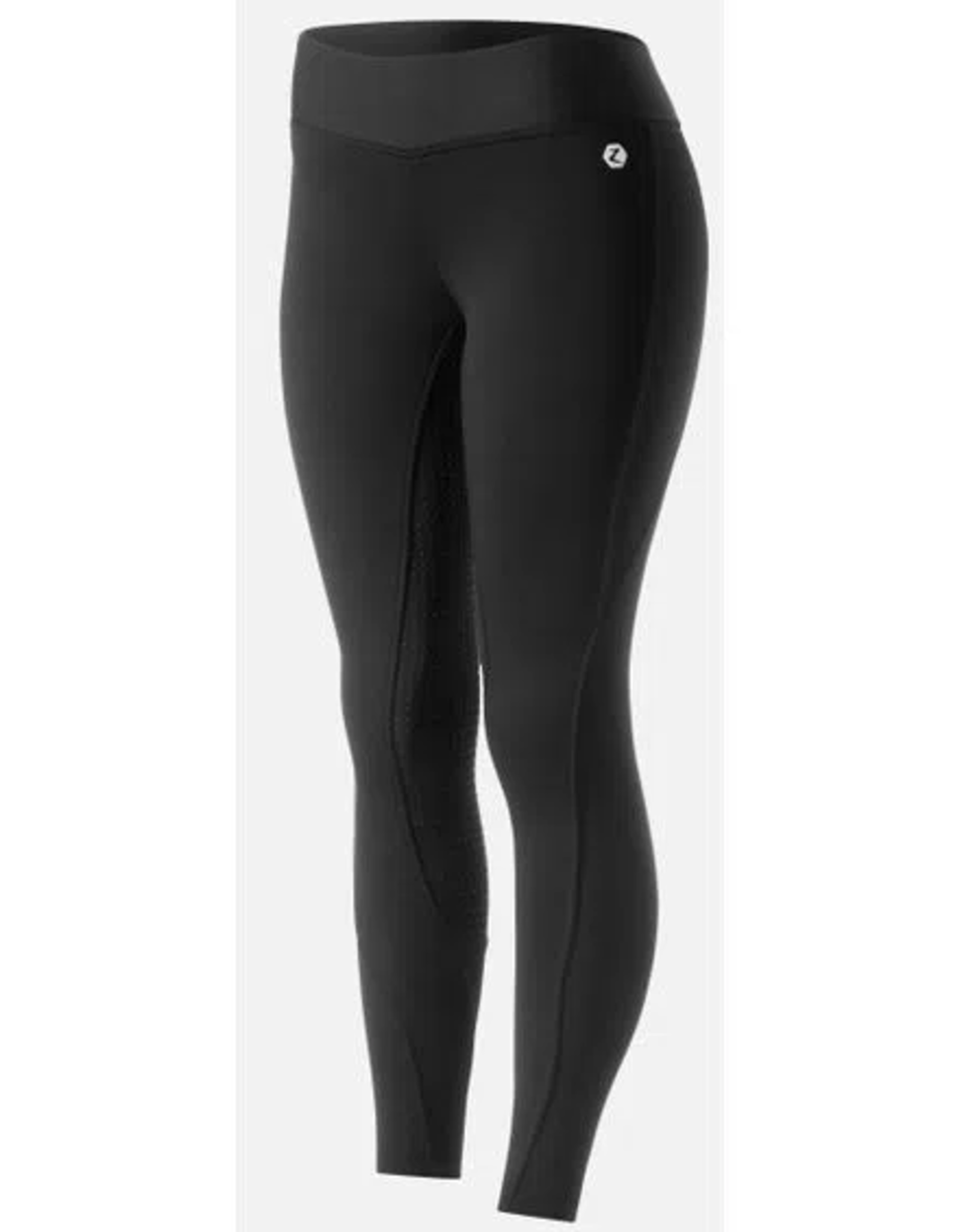 HORZE WOMEN'S ACTIVE FULL SEAT WINTER TIGHTS