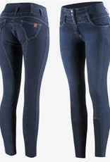 HORZE LIZA FULL SEAT DENIM BREECHES