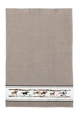 AWST JUMPING HORSE KITCHEN TOWEL