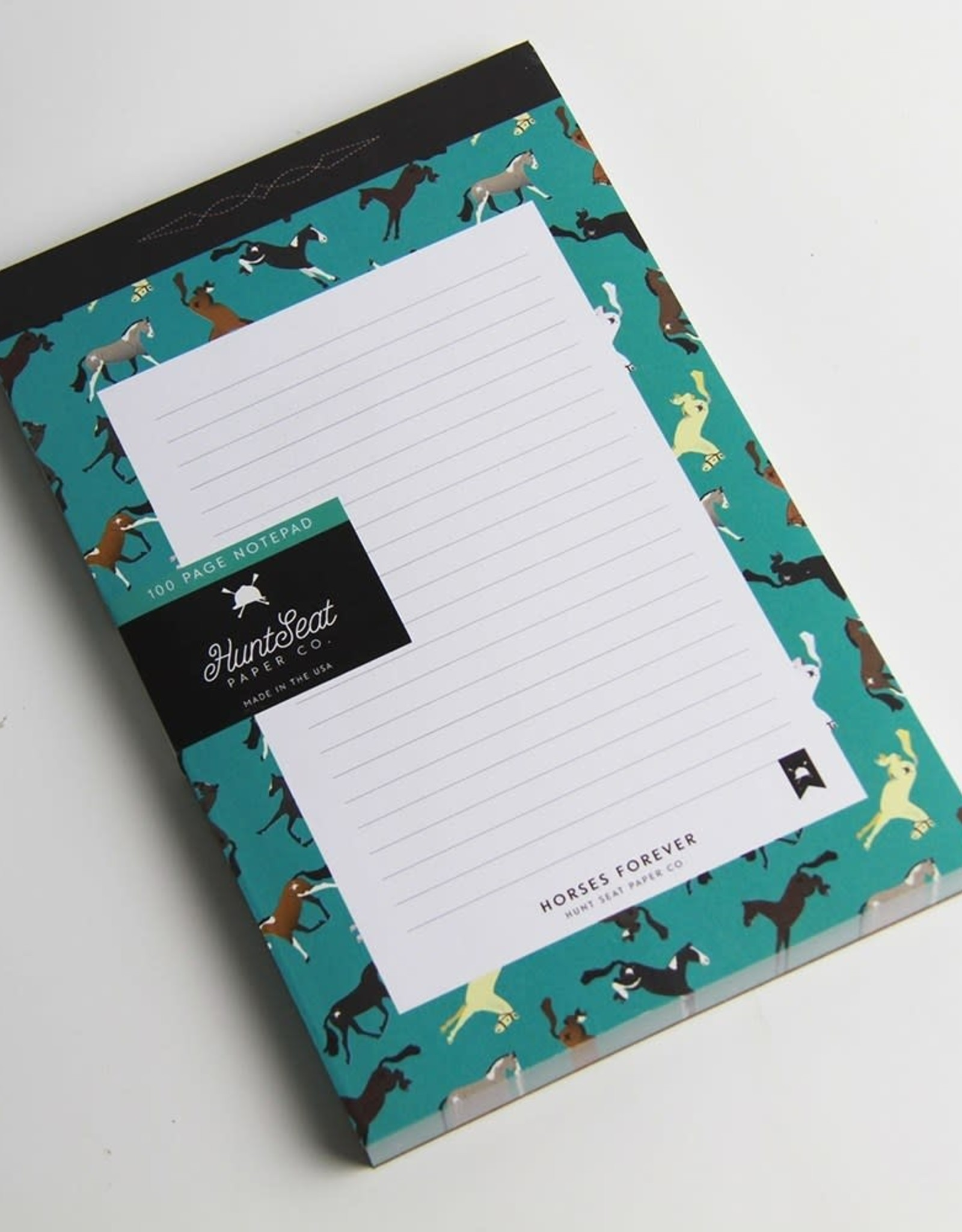 HUNTSEAT PAPER CO. NOTEPAD