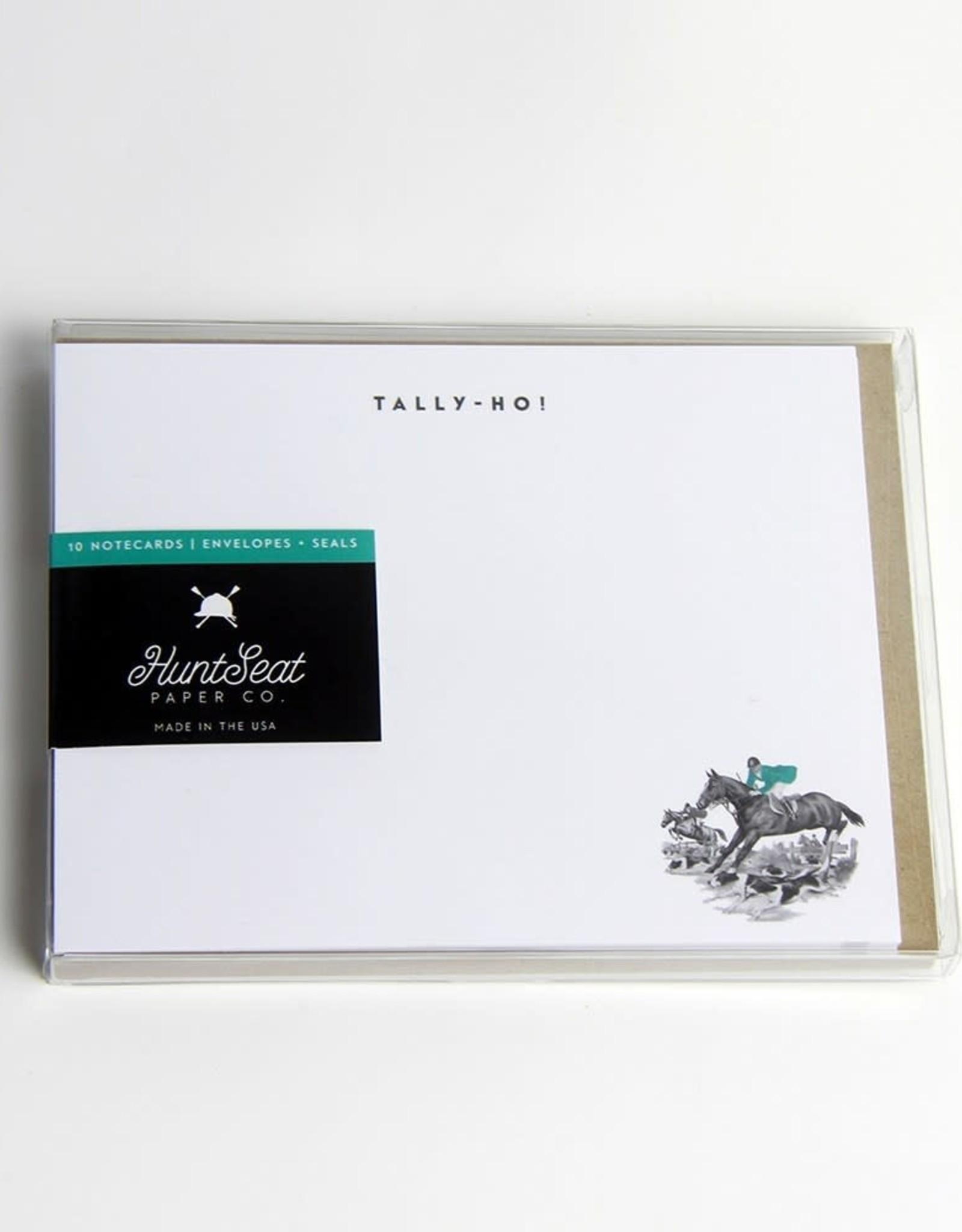 HUNTSEAT PAPER CO. NOTECARD BOX SET