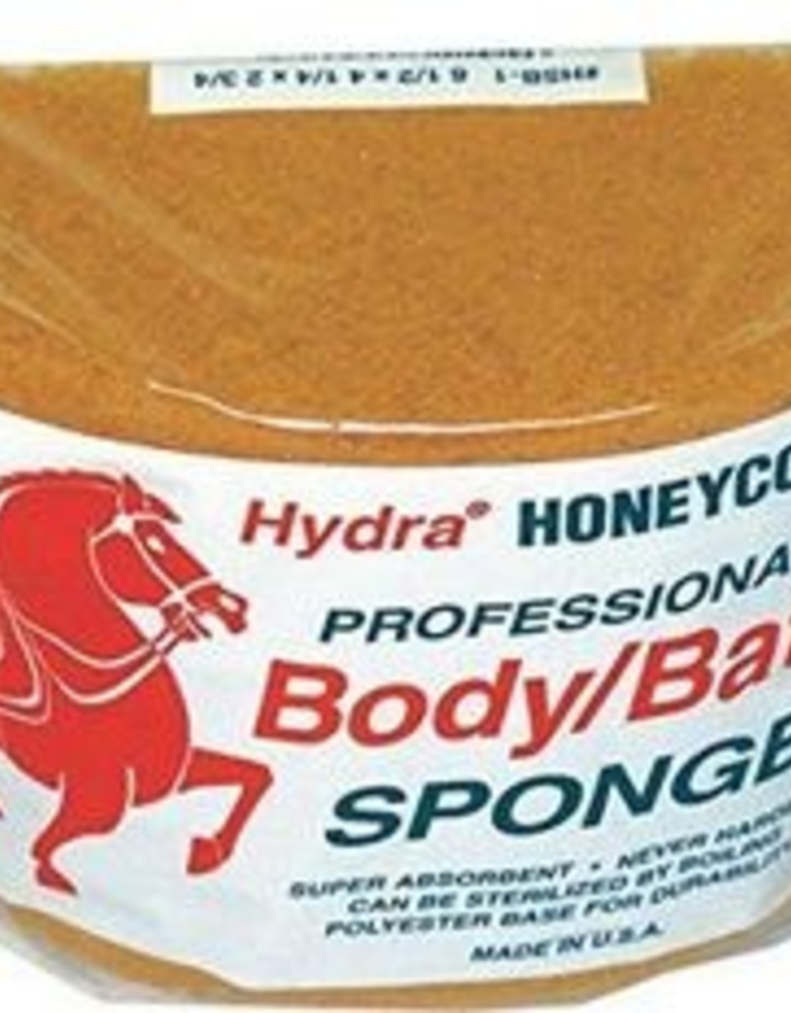 HYDRA HONEYCOMB BODY & BATH SPONGE