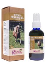 RIVA'S REMEDIES RIVA'S HEALING OIL