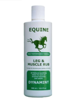 DYNAMINT LEG & MUSCLE RUB 500ML