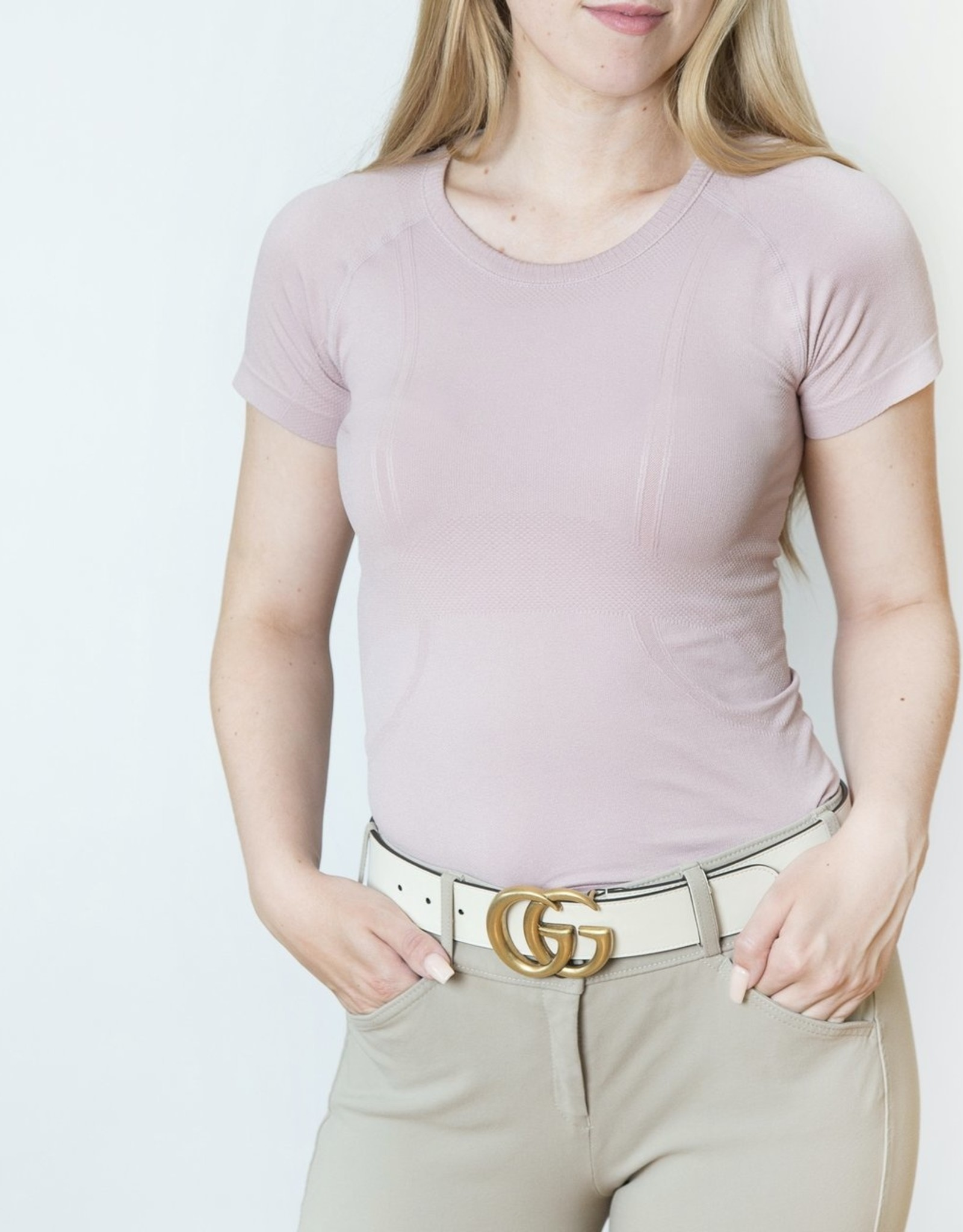TKEQ KENNEDY SEAMLESS SHORT SLEEVE