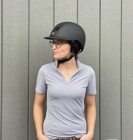 TKEQ QUINN ESSENTIAL COMPETITION TOP - SHORT SLEEVE