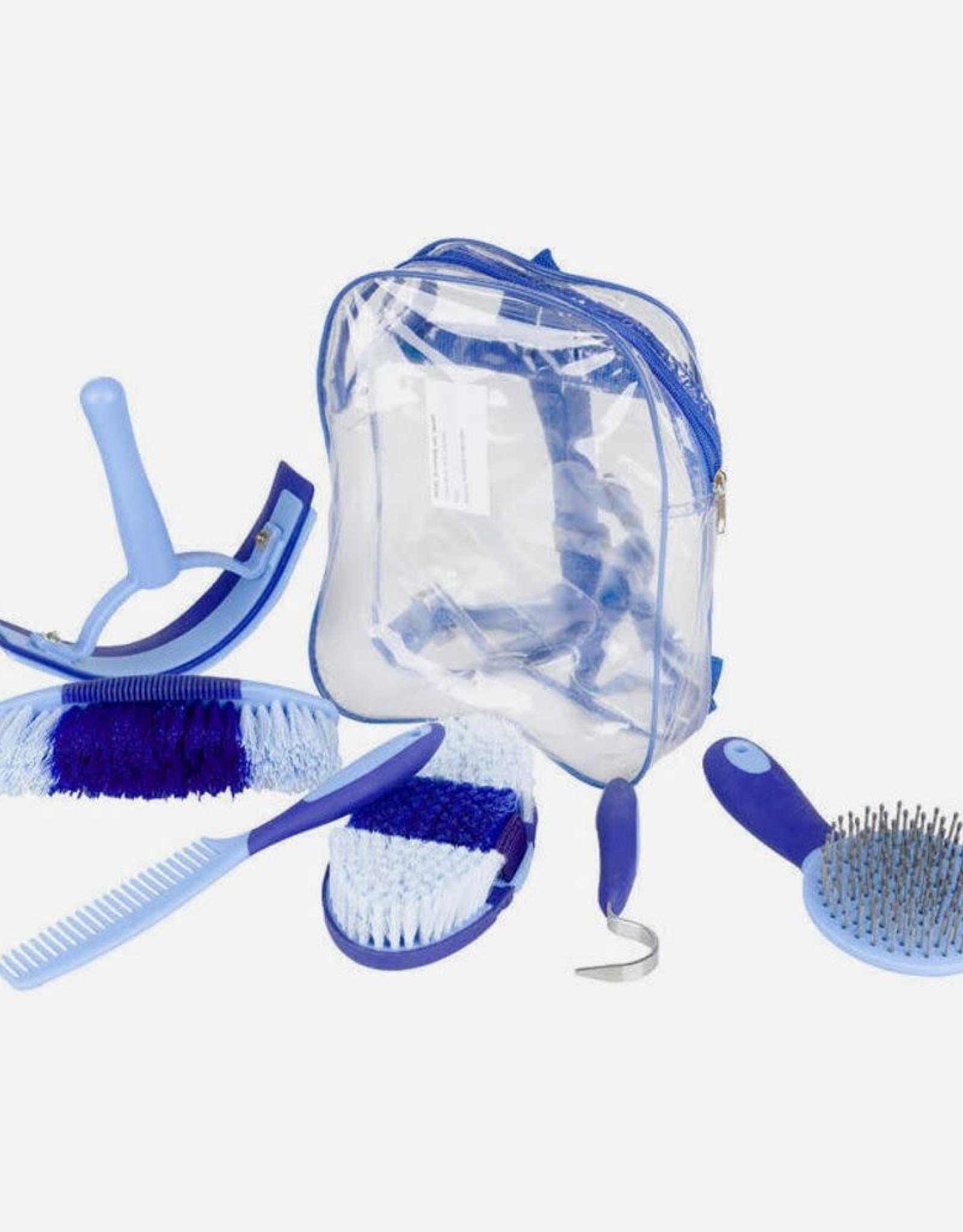 HORZE Sweet Grooming Set in Carry Bag