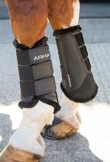 ARMA FUR LINED BRUSHING BOOT