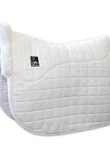 PROFESSIONAL'S CHOICE STEFFEN PETERS SMX LUXURY SHEARLING DRESSAGE PAD