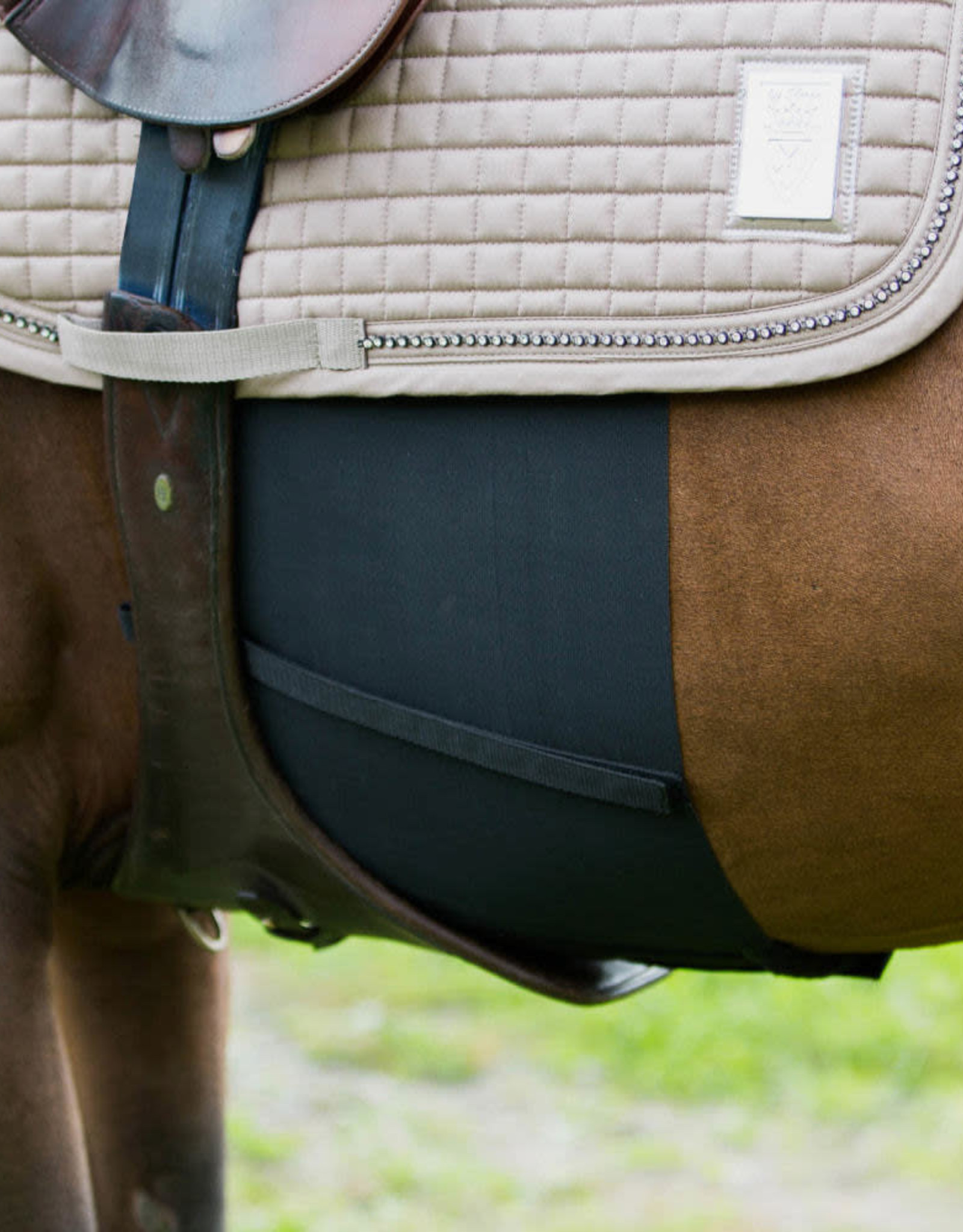 HORZE  ELASTIC BELLY GUARD
