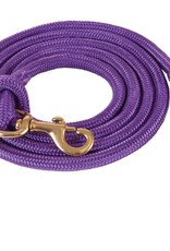 MUSTANG  COWBOY LEAD ROPE, 5/8 INCH BY 9 FEET
