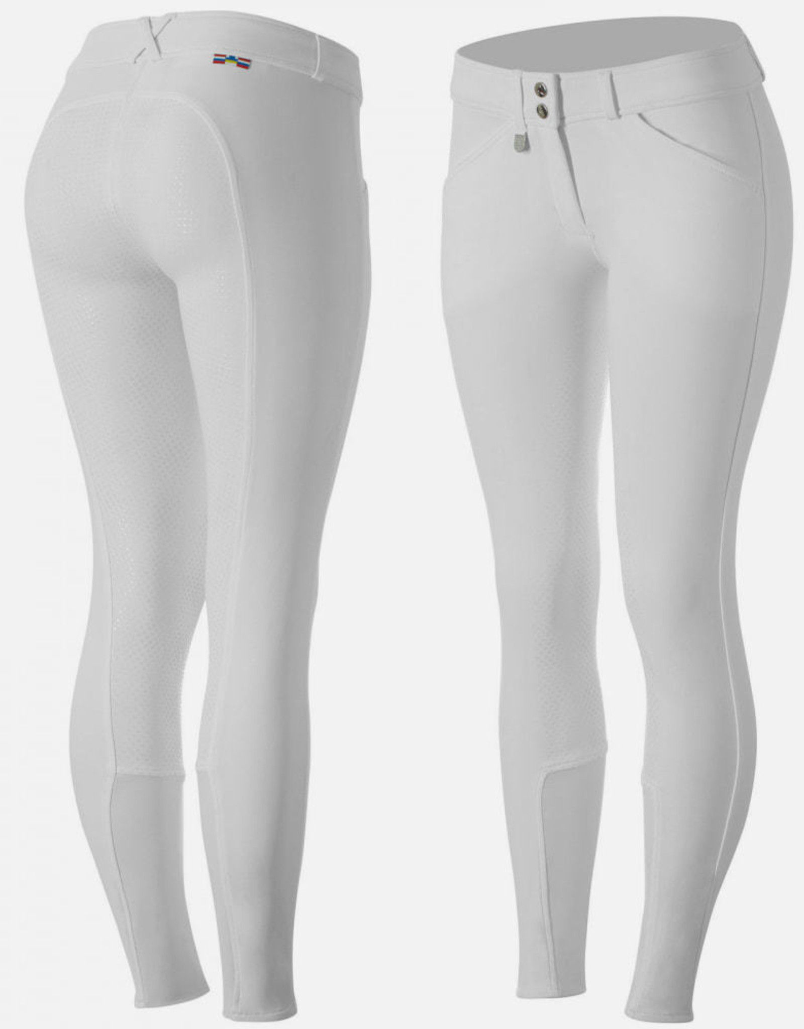 HORZE KIDS GRAND PRIX FULL SEAT BREECHES