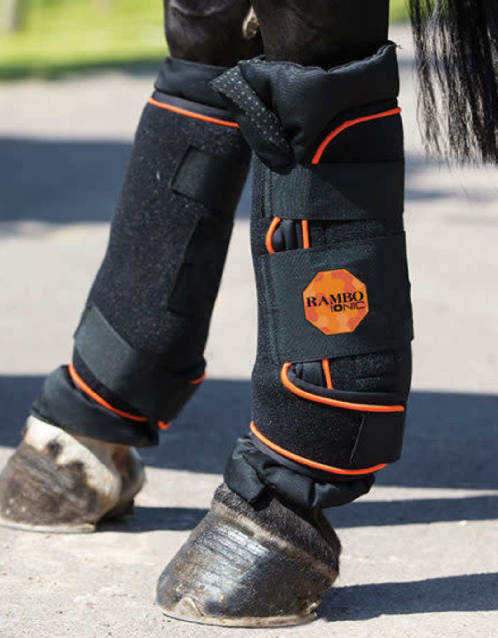 RAMBO IONIC STABLE BOOTS - PAIR