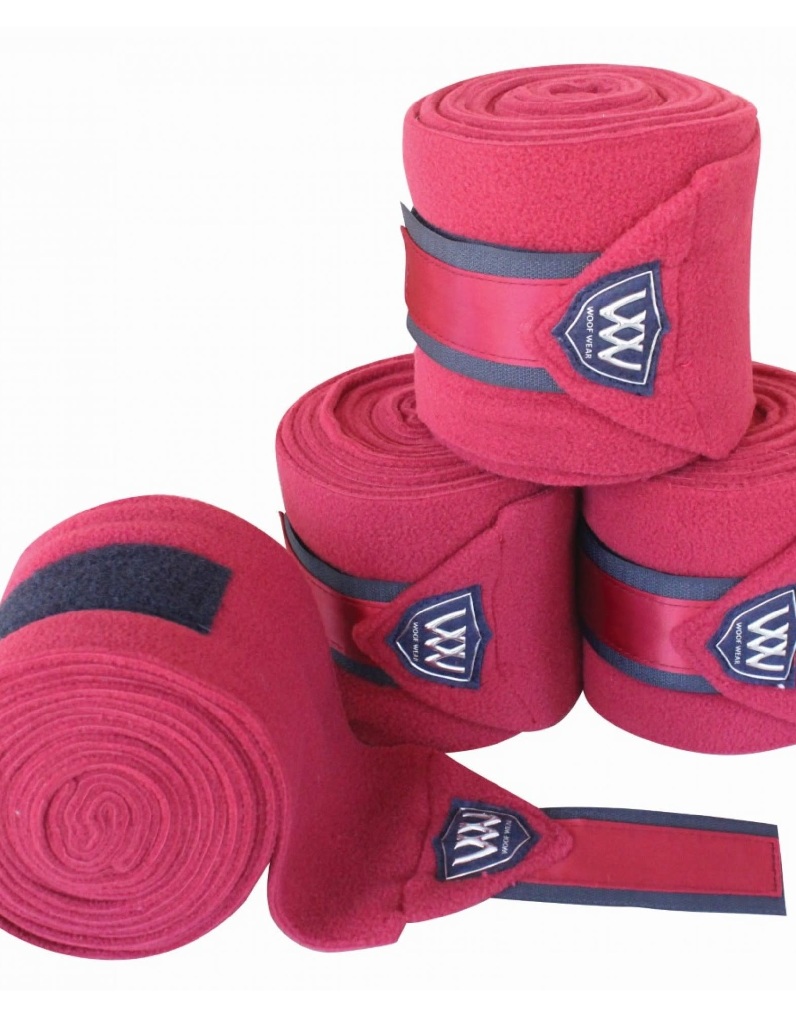 WOOF WEAR VISION POLO BANDAGES, 4/PACK