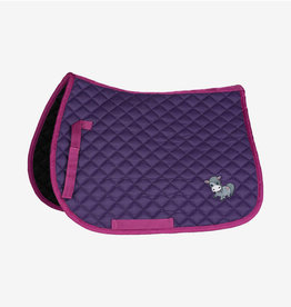 HORZE MOLLY ALL PURPOSE PONY SADDLE PAD