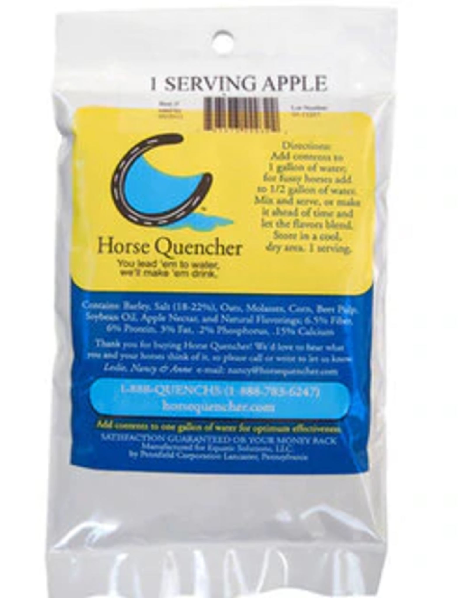 HORSE QUENCHER SINGLE SERVING