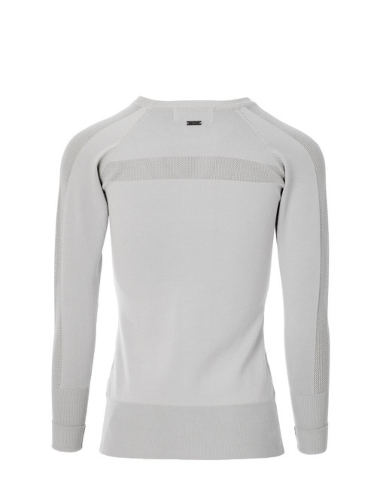 ALESSANDRO ALBANESE ARIA PERFORATED SWEATER