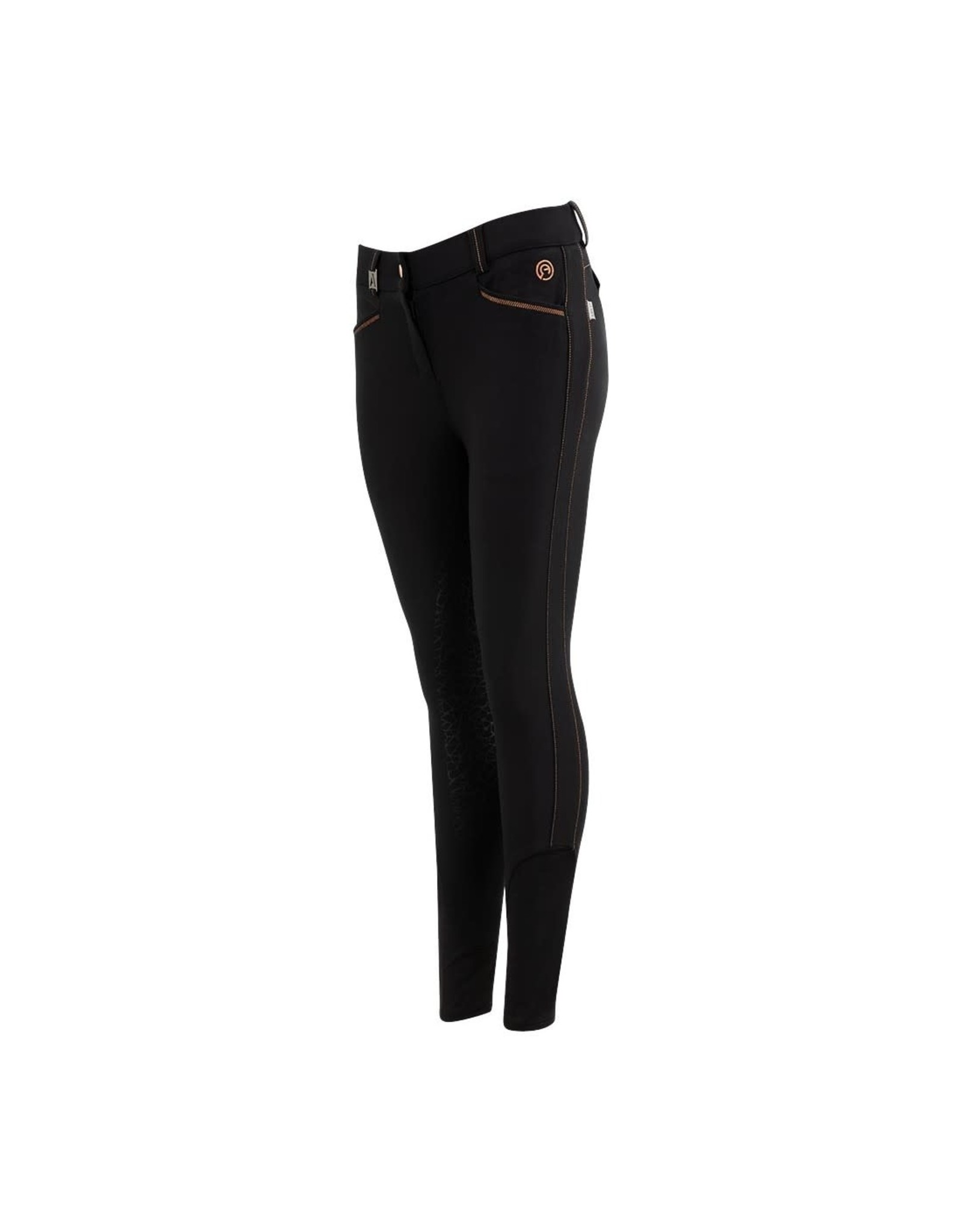 ANKY COPPER DRESSED SILICONE SEAT BREECHES